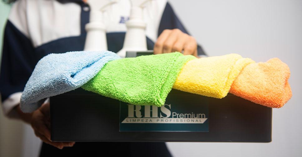Ergonomia na limpeza: 5 cuidados diários durante os processos