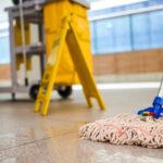 ambiente de trabalho sujo