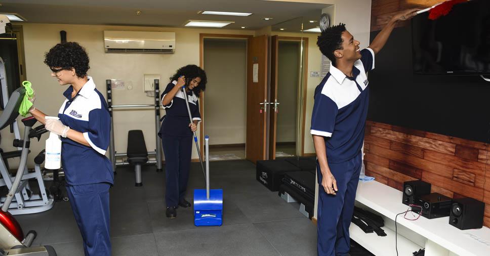 Como executar o treinamento para equipe de limpeza em 6 passos